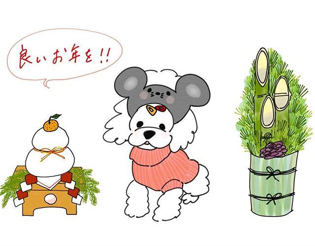 2019年の営業も、無事納める事ができました今年も1年、沢山のお客様・可愛い子ちゃんに支えられて、素晴らしい一年となりました2020年も更にパワーアップして、可愛く健康なdog Lifeをサポートできるように頑張りま〜す️ 年始は、1月4日(土曜)より通常営業となりますそれでは良いお年をぷぷ〜 #toyama  #富山#toyamashi#富山市  #imizusi #射水市#grooming#高岡市#dogsalon  #ドッグサロン  ##torimming  #トリミング #わんこのQOL向上委員会 #スキンケア#BOKUMO#BOKUMO取扱店富山#bokumo#アニマー湯#animaryu取扱店#No無麻酔歯石取り#アーガイルディッシュ取扱店#ナチュラルハーベスト取扱店#完全予約制#今年もありがとうございました#special thanks #@lupe_uchikawa#可愛い絵をありがとうございました